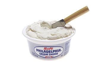 Cream cheese - Image: Philly cream cheese