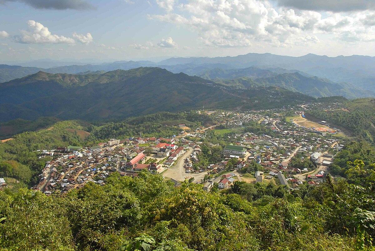Phongsaly Province - Wikipedia