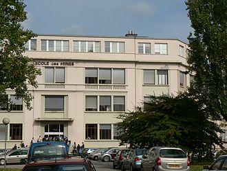 École nationale supérieure des mines de Nancy - Ecole des mines de Nancy