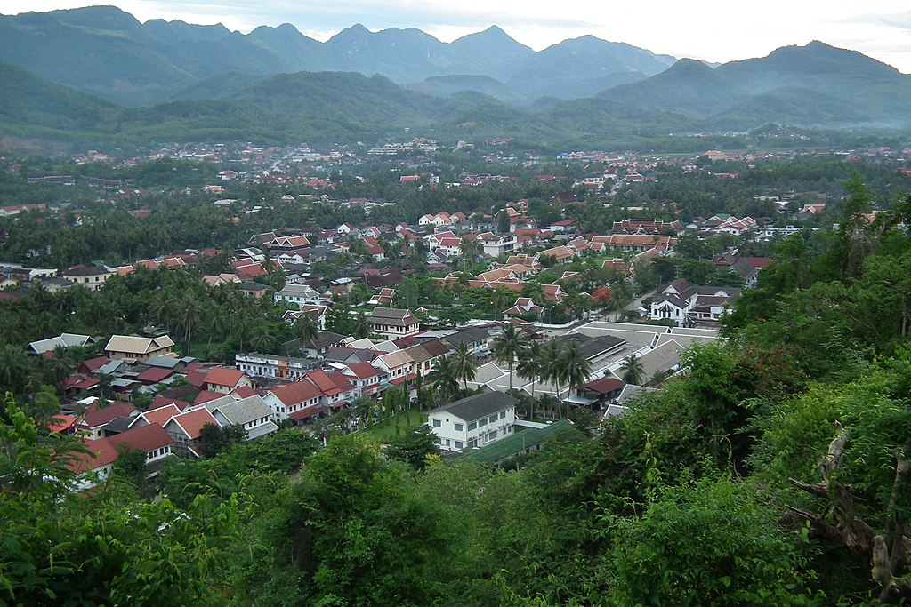 South-east Louangphabang