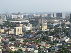 8ef18cbc17 Aerial view of Pasay