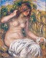 Pierre-Auguste Renoir - Woman by Spring - Google Art Project.jpg
