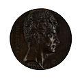 Pierre-Jean David d'Angers - Gasparo Luigi Pacifico Spontini (1779-1851) - Walters 54830.jpg