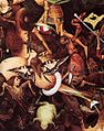 Pieter Bruegel the Elder - The Fall of the Rebel Angels (detail) - WGA03407.jpg