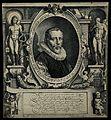 Pieter Hogerbeets. Line engraving by J. Saenredam after K. v Wellcome V0002834.jpg