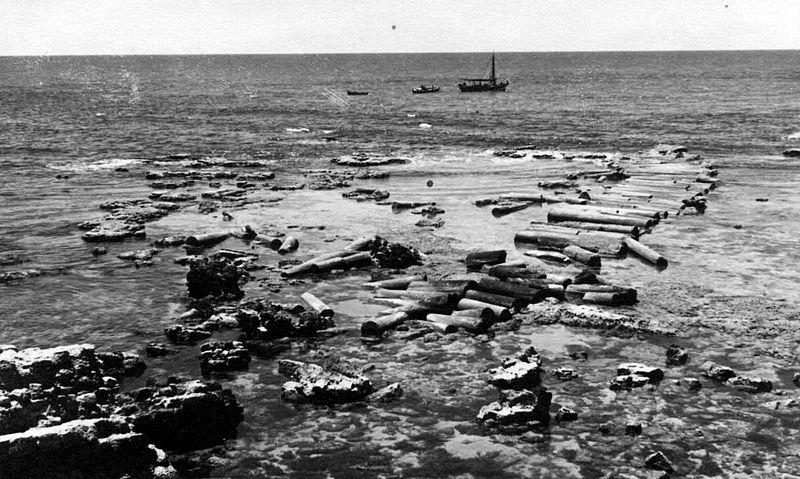 קיבוץ שדות ים - ימים ראשונים