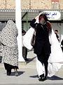 Pilgrims and People around the Holy shrine of Imam Reza at Niruz days - Mashhad - Khorasan - Iran 101.JPG