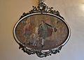Pintura oval, capella de sant Vicent Ferrer, claustre del convent de sant Doménec de València.JPG