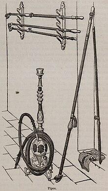 نارجيلة - ويكيبيديا