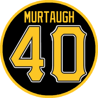Danny Murtaugh - Image: Pirates 40