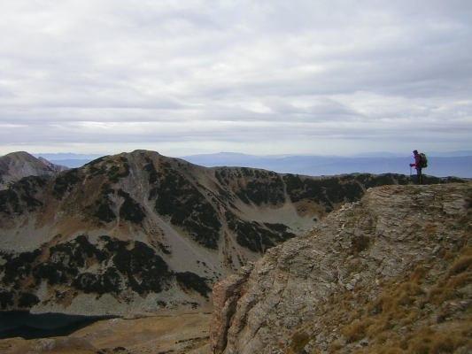 Pirin - near Vihren