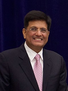 Piyush Goyal Indian politician