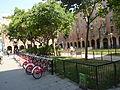 Plaça de Vicenç Martorell, Barcelona, July 2014 (02).JPG