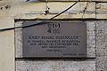 Placa a la casa natal de Josep Renau, València.JPG