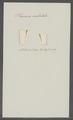 Planaria subulata - - Print - Iconographia Zoologica - Special Collections University of Amsterdam - UBAINV0274 105 09 0019.tif