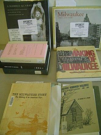 Michigan eLibrary - Image: Plankinton Mel Books
