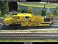 Plasser & Theurer USP 2000 SWS DB Bahnbau Kibri 16060 Modelismo Ferroviario Model Trains Modelleisenbahn modelisme ferroviaire ferromodelismo (14173912233).jpg