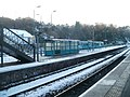 Platform 2, Radyr railway station, Cardiff - geograph.org.uk - 2204859.jpg