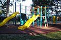 Playground equipment in Medowie.jpg