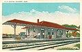 Pocasset Massachusetts Railroad Station - ca. 1920.jpg