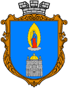 Coat of arms of Pochaiv