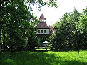 Podkowa Leśna - Podkowa Leśna Cultural Center