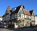 Poets Corner pub, Montgomery Street, Hove (November 2015) (2).JPG