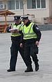 Policët e patrullës - Prishtinë.JPG