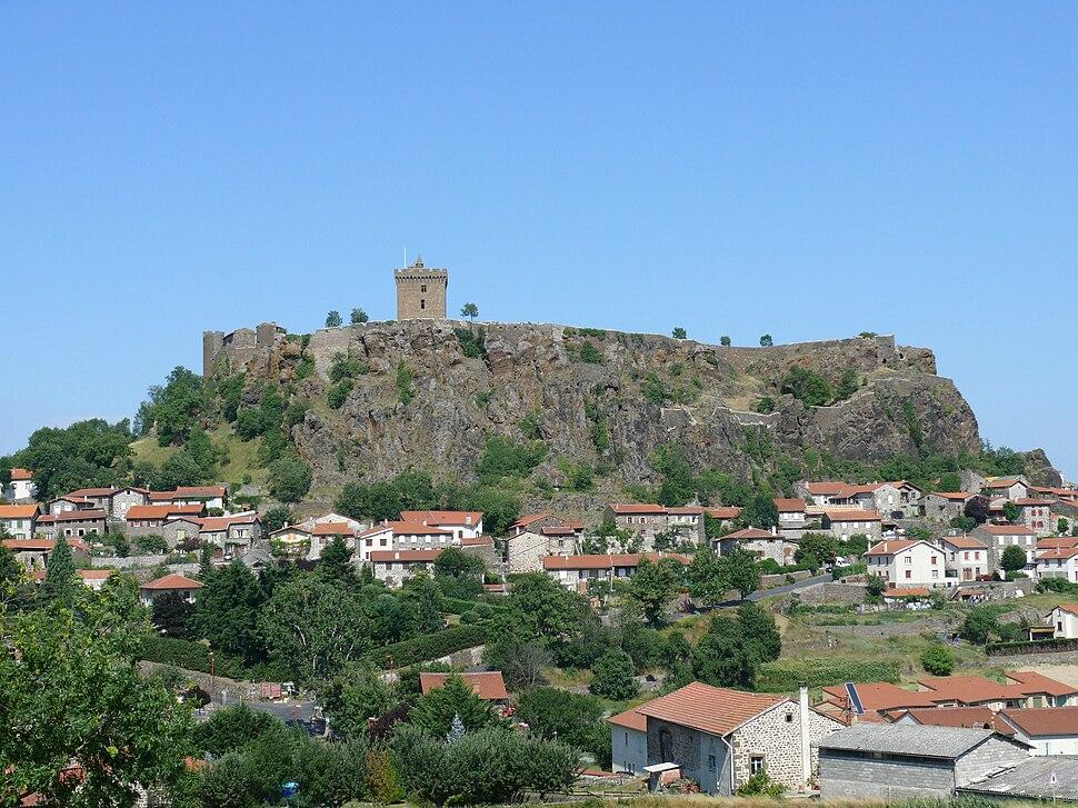 Polignac - Château -1