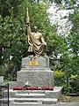 Poltava Central Cementary Brothery Grave of WW2 Warriors (DSCF4533).jpg