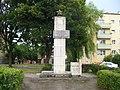 Pomnik ku czci poległych żołnierzy armii radzieckiej w Sławnie - panoramio.jpg