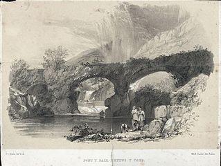 Pont Y Pair - Bettws Y Coed