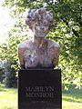 Popiersie Marilyn Monroe ssj 20110627.jpg