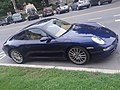 Porsche 911 997 downtown Montpelier VT August 2018.jpg