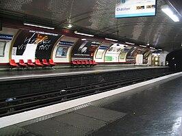 Porte de saint ouen metrostation wikipedia - Porte de saint ouen paris ...