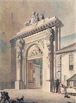 Porte de l'hôtel d'Uzès, rue Montmartre, Paris.jpg