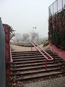 Parco del portello wikipedia for Viale serra milano