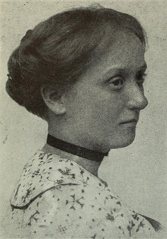 Eleanor Hallowell Abbott - Image: Portrait of Eleanor Hallowell Abbott