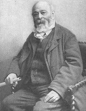 Joseph Roumanille - Portrait of Joseph Roumanille