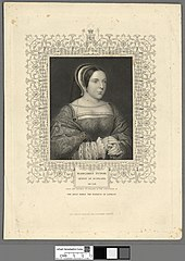 Margaret Tudor, Queen of Scotland, OB. 1541