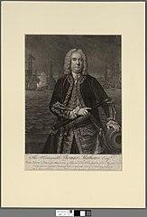 The Honourable Thomas Mathews Esqr