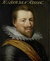 Portret van Willem Adriaen (?-1625), graaf van Hornes, heer van Kessel en Westwezel Rijksmuseum SK-A-561.jpeg