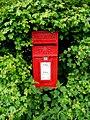 Postbox near Greyfriars - geograph.org.uk - 1346242.jpg