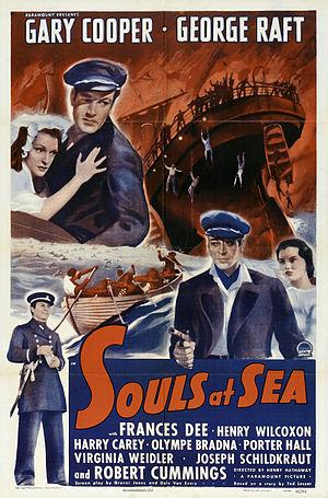 Souls at Sea - Image: Poster Souls at Sea