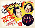 Poster - Trouble for Two 01.jpg