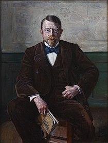 Poul-S-Christiansen,- Portrait of Johan-Rohde, DK1.13,-B-278.jpg