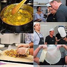 Pastilla Marocaine Poulet Street Food Youtub
