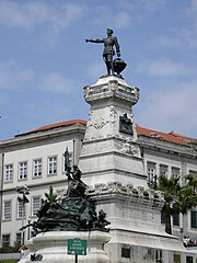 Monument to Prince Henry the Navigator.