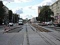 Praha, Petřiny, rekonstrukce trati, 036.jpg