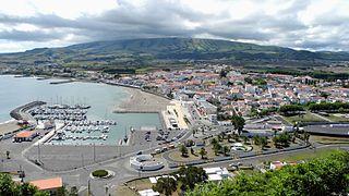Santa Cruz (Praia da Vitória) Civil parish in Azores, Portugal